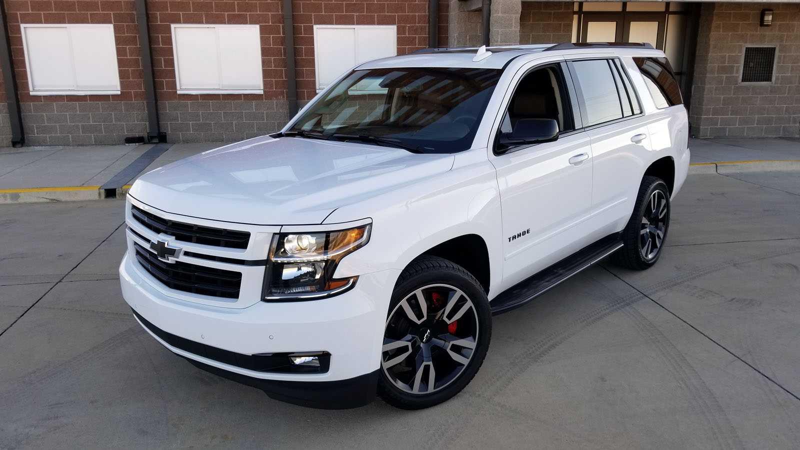 Chevrolet tahoe 2019 2020 (new) | все про авто