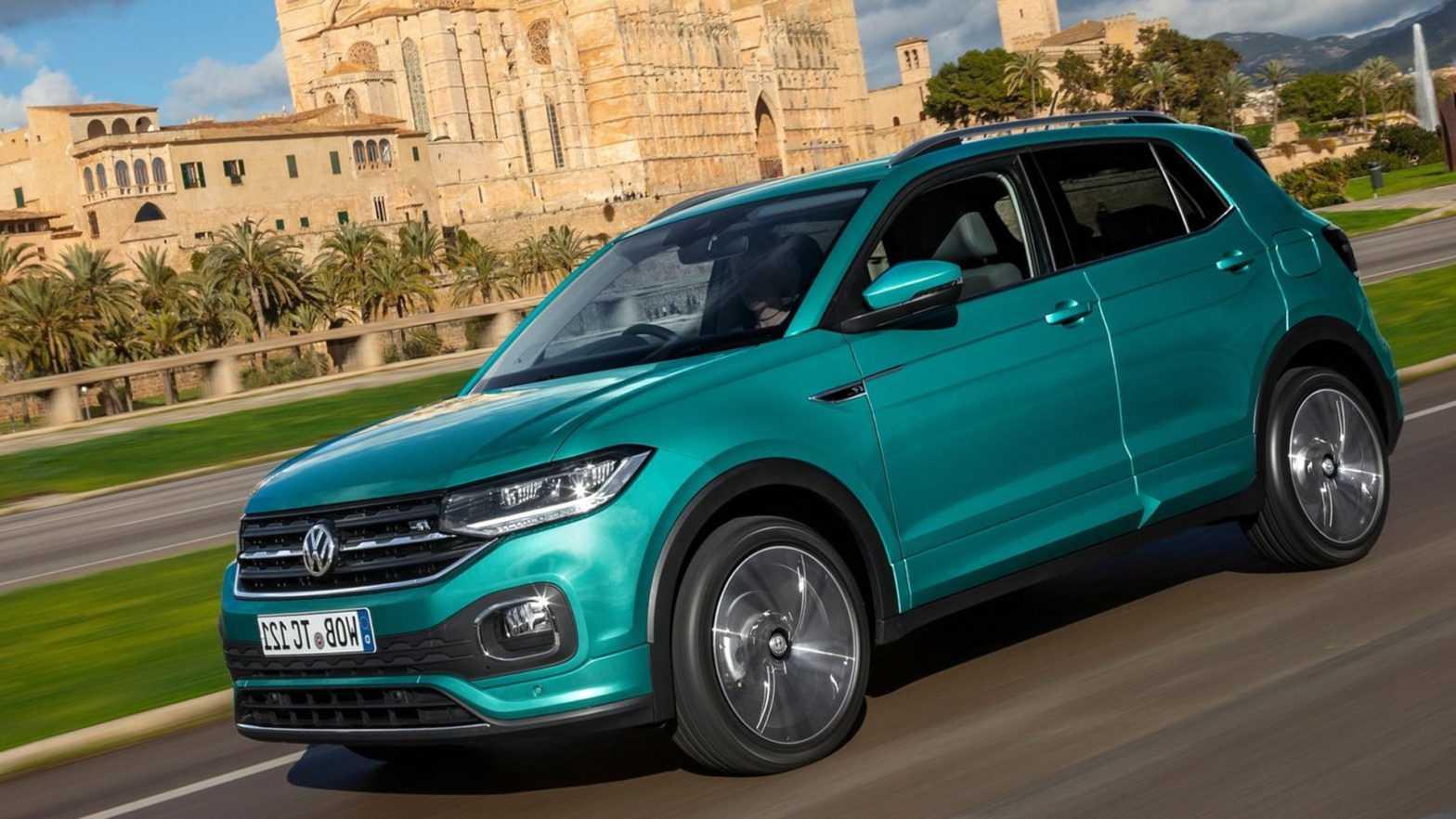 Volkswagen t-roc 2018 скоро в россии! комплектации и цены