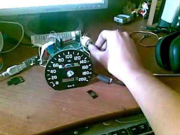 Подмотки спидометра своими руками: схема. как сделать подмотку электронного спидометра?