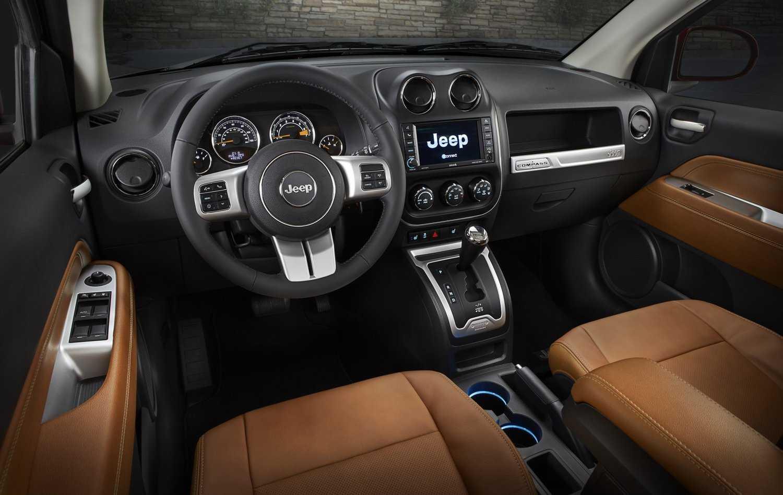 Jeep compass 2.4 at awd longitude (08.2018 - н.в.) - технические характеристики