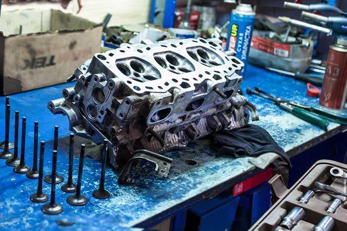 Как правильно производить обкатку двигателя новой машины, и после капитального ремонта
