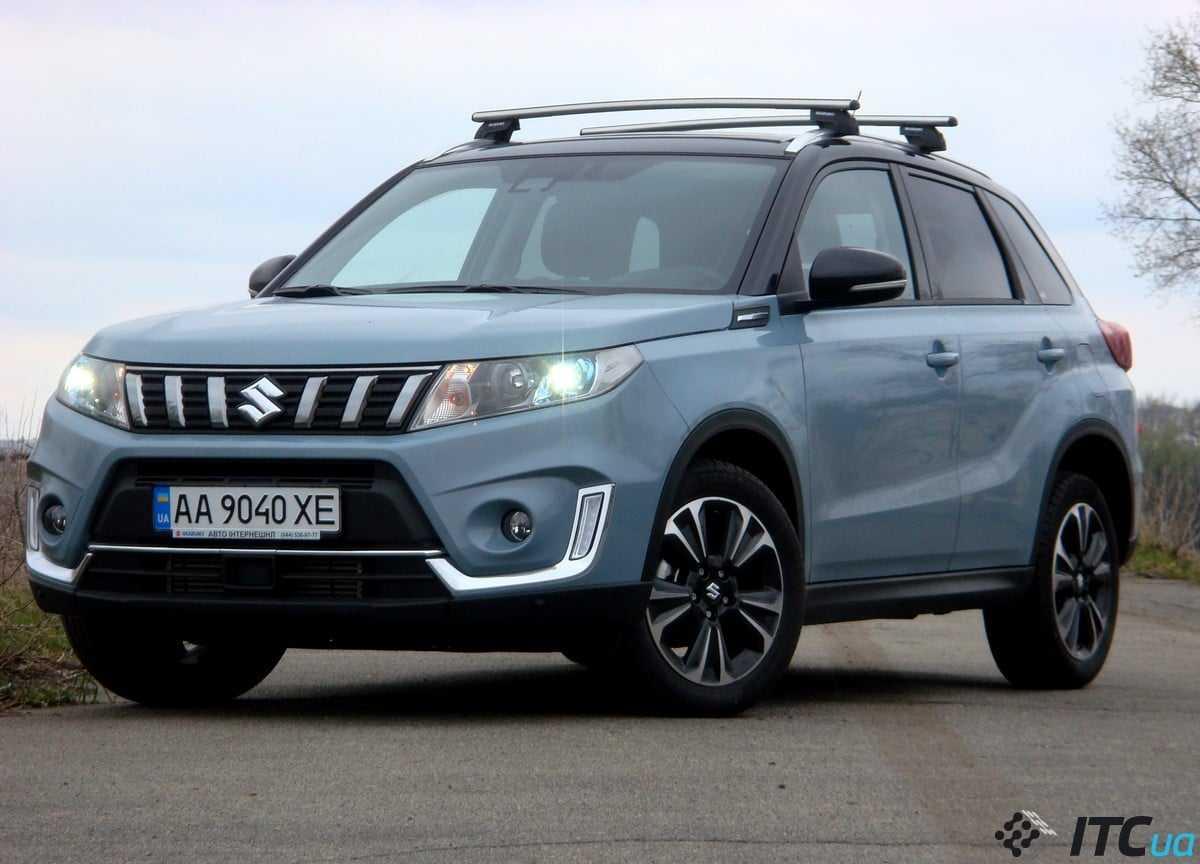 Suzuki Vitara 2019 модельного года комплектации рестайлинга силовые агрегаты и трансмиссия технические характеристики обзор преимущества и недостатки тест драйв отзывы цены
