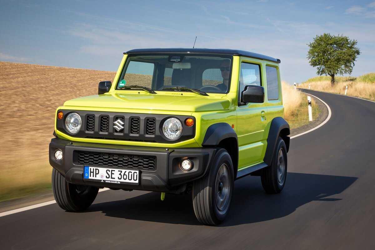 Suzuki jimny 2019 четвертого поколения, характеристики, комплектации, двигатель и трансмиссия, плюсы и минусы