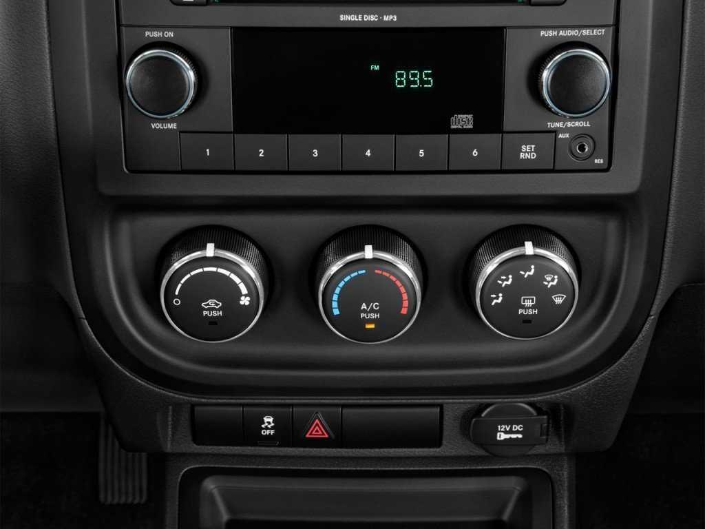 Jeep compass 2.4 at awd limited (08.2018 - н.в.) - технические характеристики
