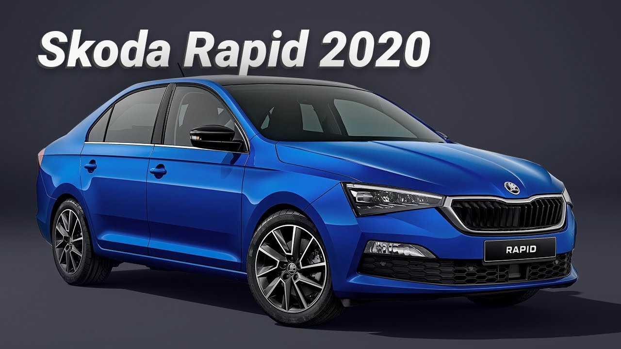 Шкода рапид 2020 2021 в новом кузове, фото, комплектации и цены в россии