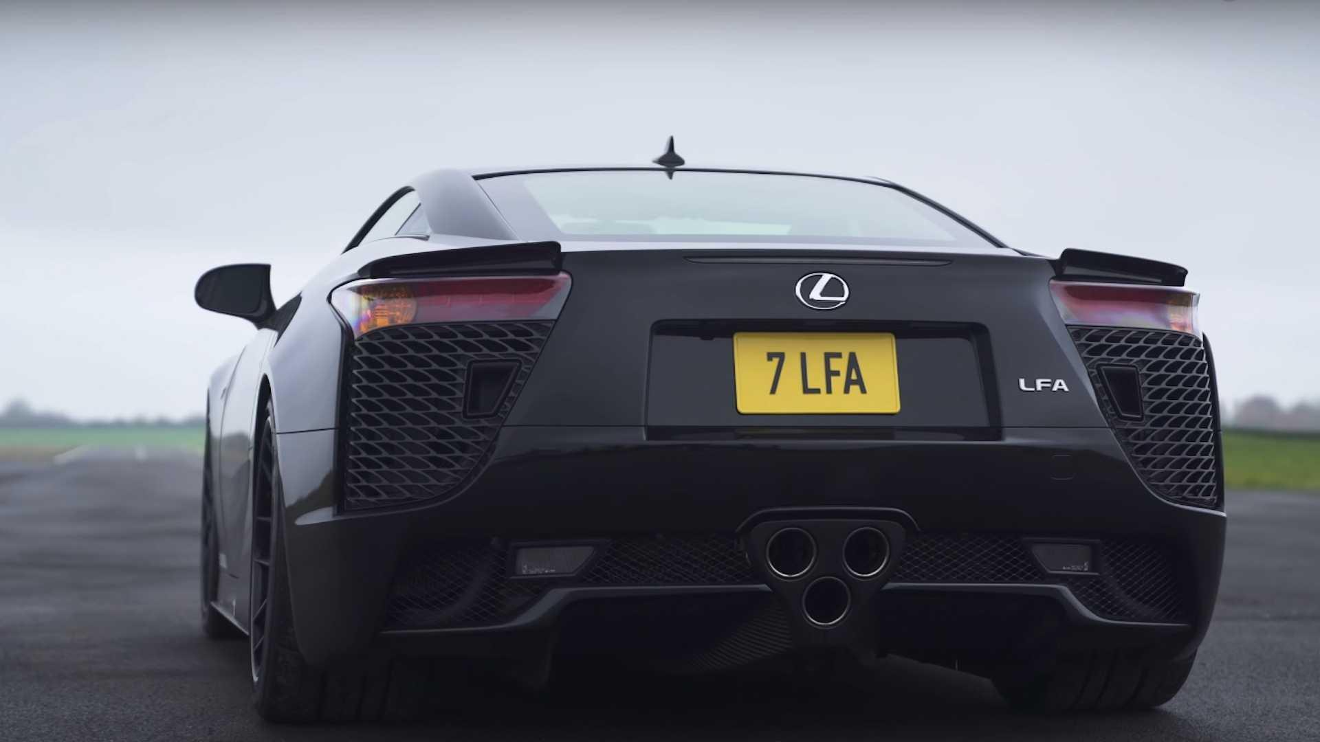 Lexus lfa (2010-2016)