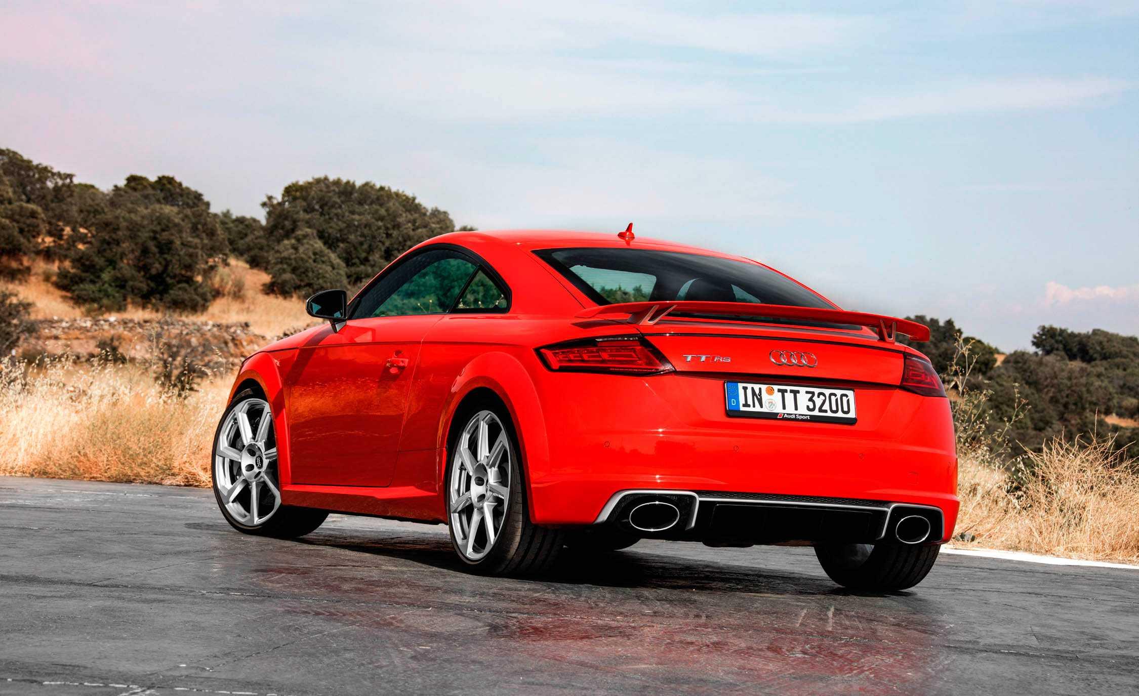 Audi tt 2014 - 2018 - вся информация про ауди тт iii поколения