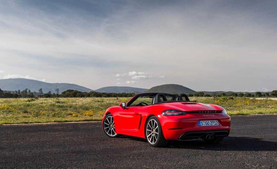 Porsche 718 boxster 2019-2020 цена, технические характеристики, фото, видео тест-драйв