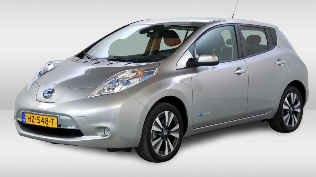 Nissan leaf 2018: второе поколение самого популярного экомобиля