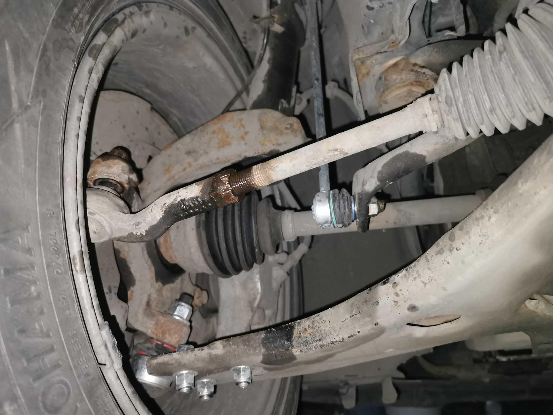 Замена сайлентблоков задней подвески ford focus 2