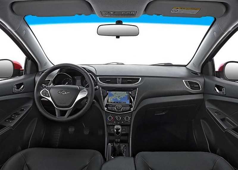 Обзор с тест драйвом автомобиля Chery Arrizo-7 характеристики эксплуатационные качества комплектации и цены двигатель трансмиссия салон