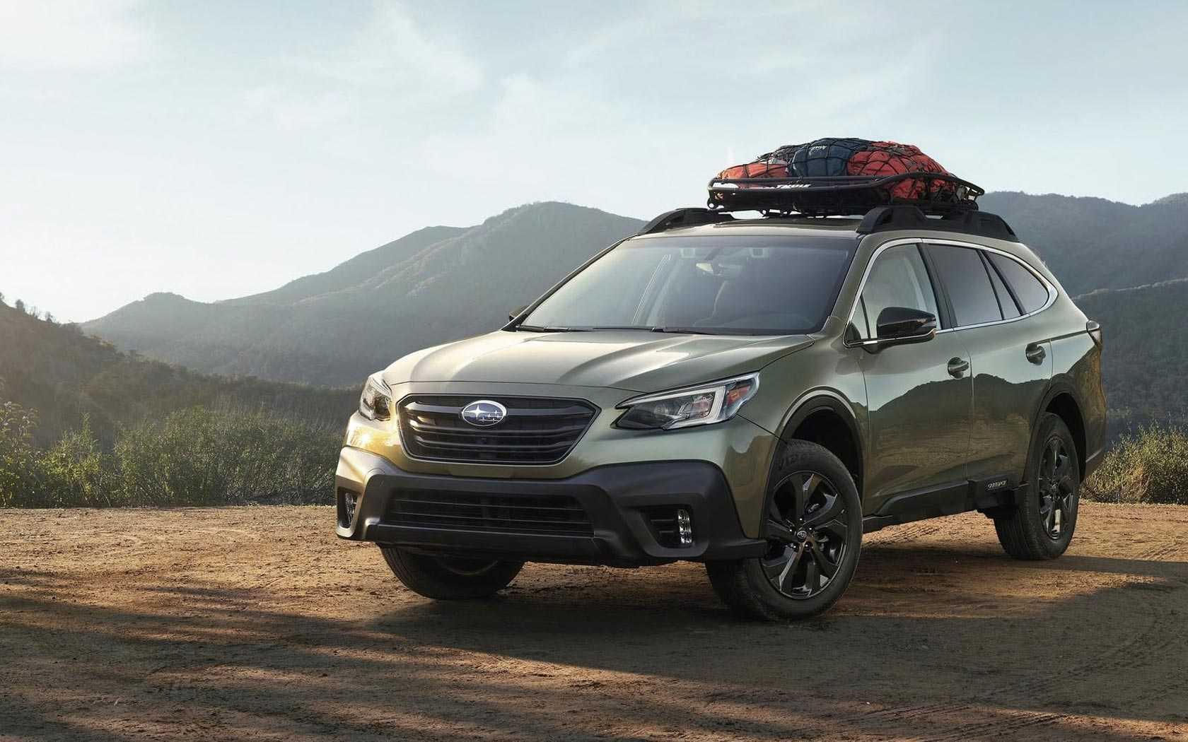 Subaru outback 2019-2020 - фото модели, цена и комплектация, характеристики субару аутбек 6