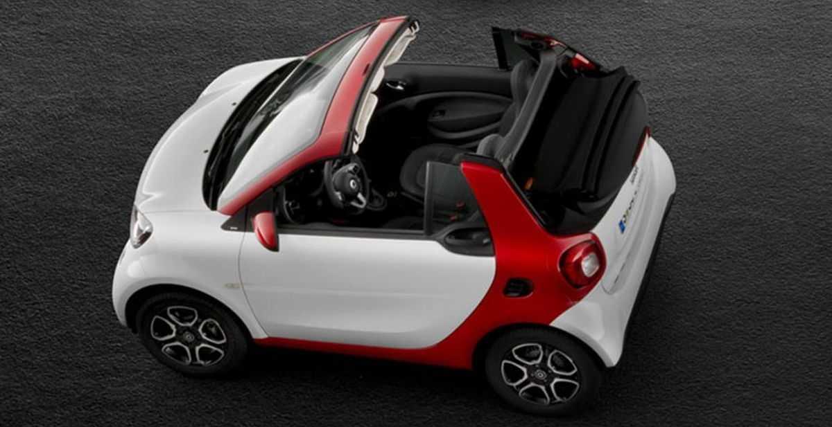 Во франкфурт smart привезет новый кабриолет fortwo - «автоновости» » авто - новости