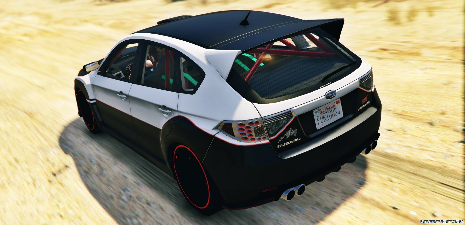 Subaru fast 2