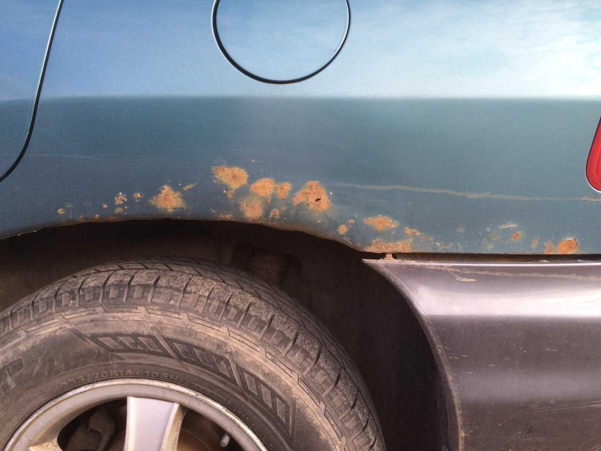 Советы и рекомендации, чем и как убрать ржавчину с кузова автомобиля своими руками