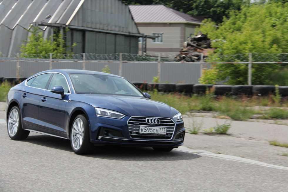 Audi a5 рестайлинг 2011, 2012, 2013, 2014, 2015, лифтбек, 1 поколение, 8t технические характеристики и комплектации