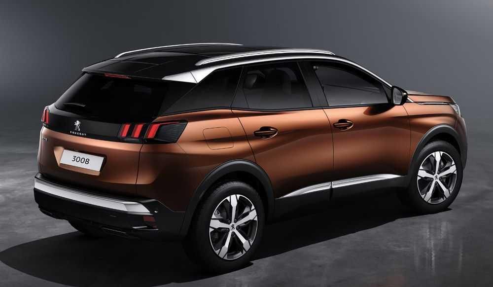 Peugeot 2008 1.6 at active (02.2014 - 12.2014) - технические характеристики