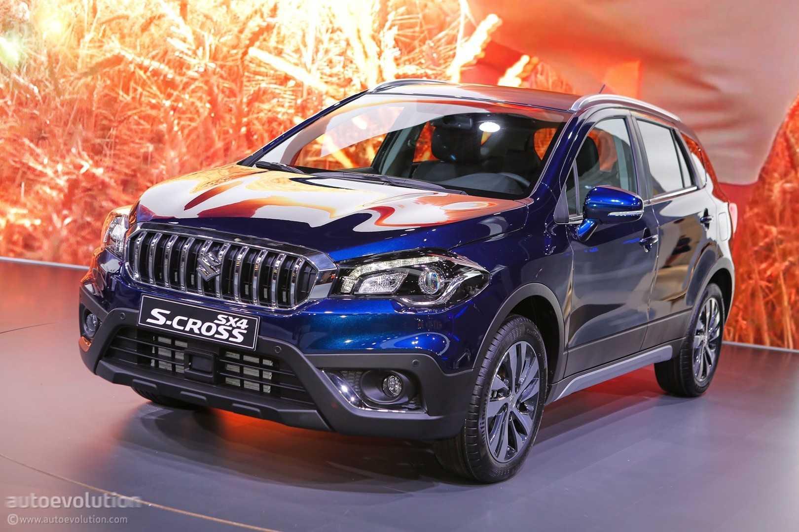 Suzuki sx4 1.6 at glx (12.2012 - 11.2013) - технические характеристики
