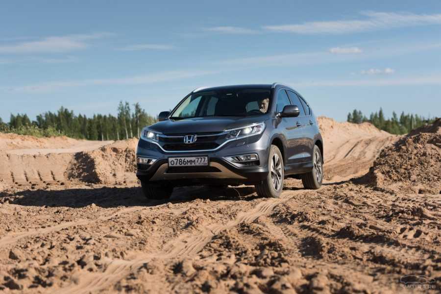 Видео тест драйв хонда срв 2020 2021 на бездорожье