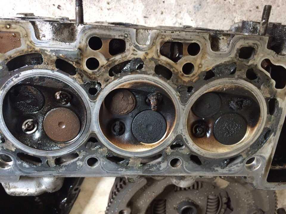 Как сделать капремонт двигателя авто своими руками