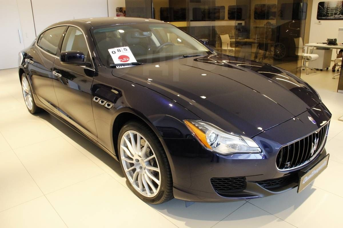 Maserati quattroporte (мазерати кватропорте) - продажа, цены, отзывы, фото: 12 объявлений