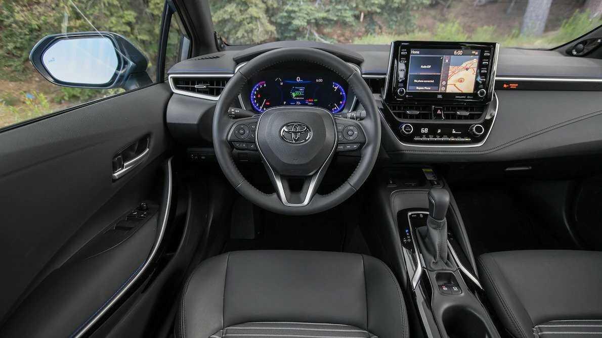 Продажи новой Toyota Corolla XII на российском авторынке должны начаться весной 2019 года