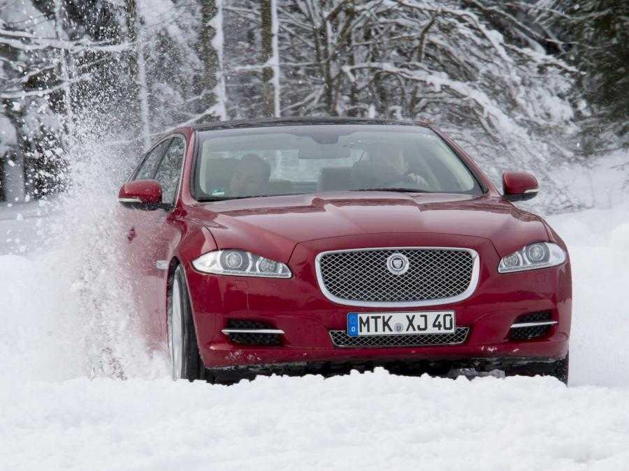 Jaguar xj 3.0 s/c awd at r-sport swb (02.2016 - н.в.) - технические характеристики