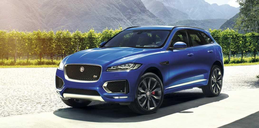 Jaguar f-pace 2021: фото, цена, комплектации, старт продаж в россии