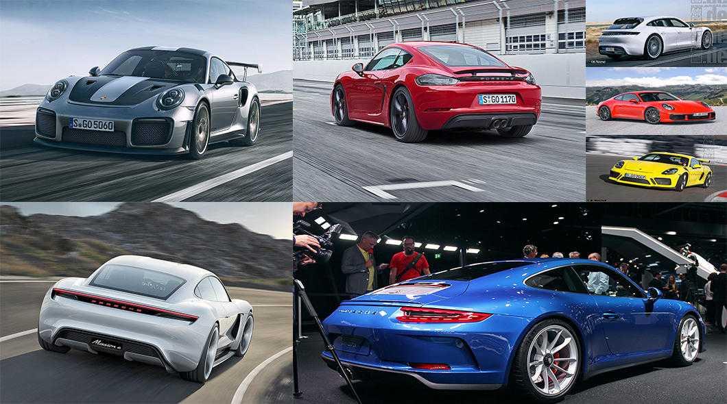 Porsche обновил свой премиальный седан новая Panamera стала мощней и лучшей по всем параметрам