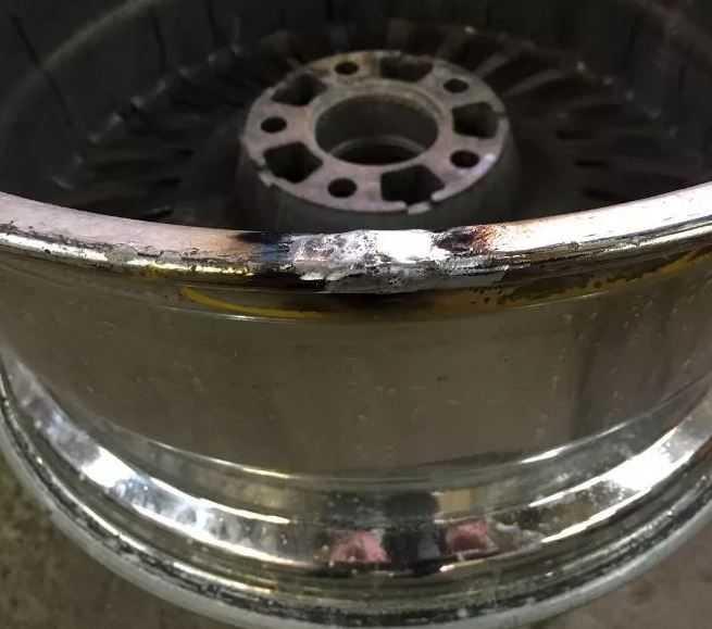 Ремонт литых дисков: особенности, используемые методы