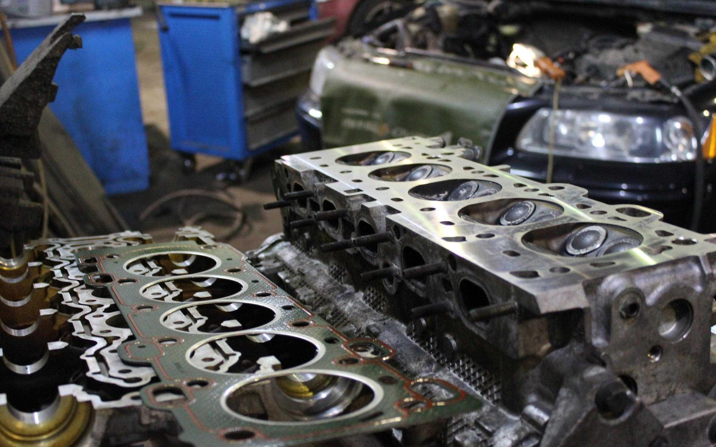 Ремонт двигателя: основы, понятия, процессы, нюансы