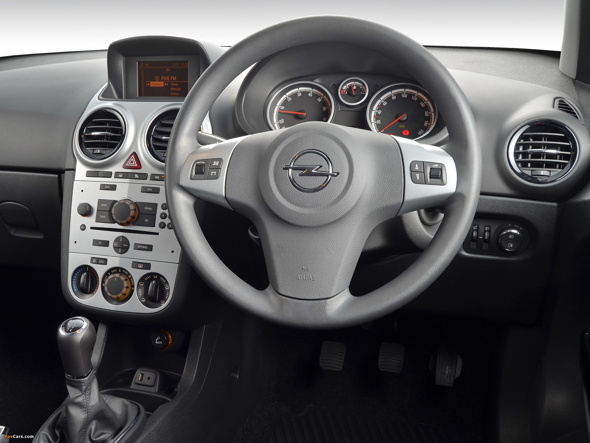 Opel corsa d (2006-2013) – общие проблемы