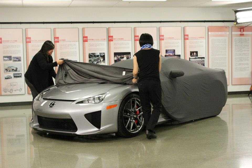 Lexus может вернуть в линейку люксовое купе серии sc