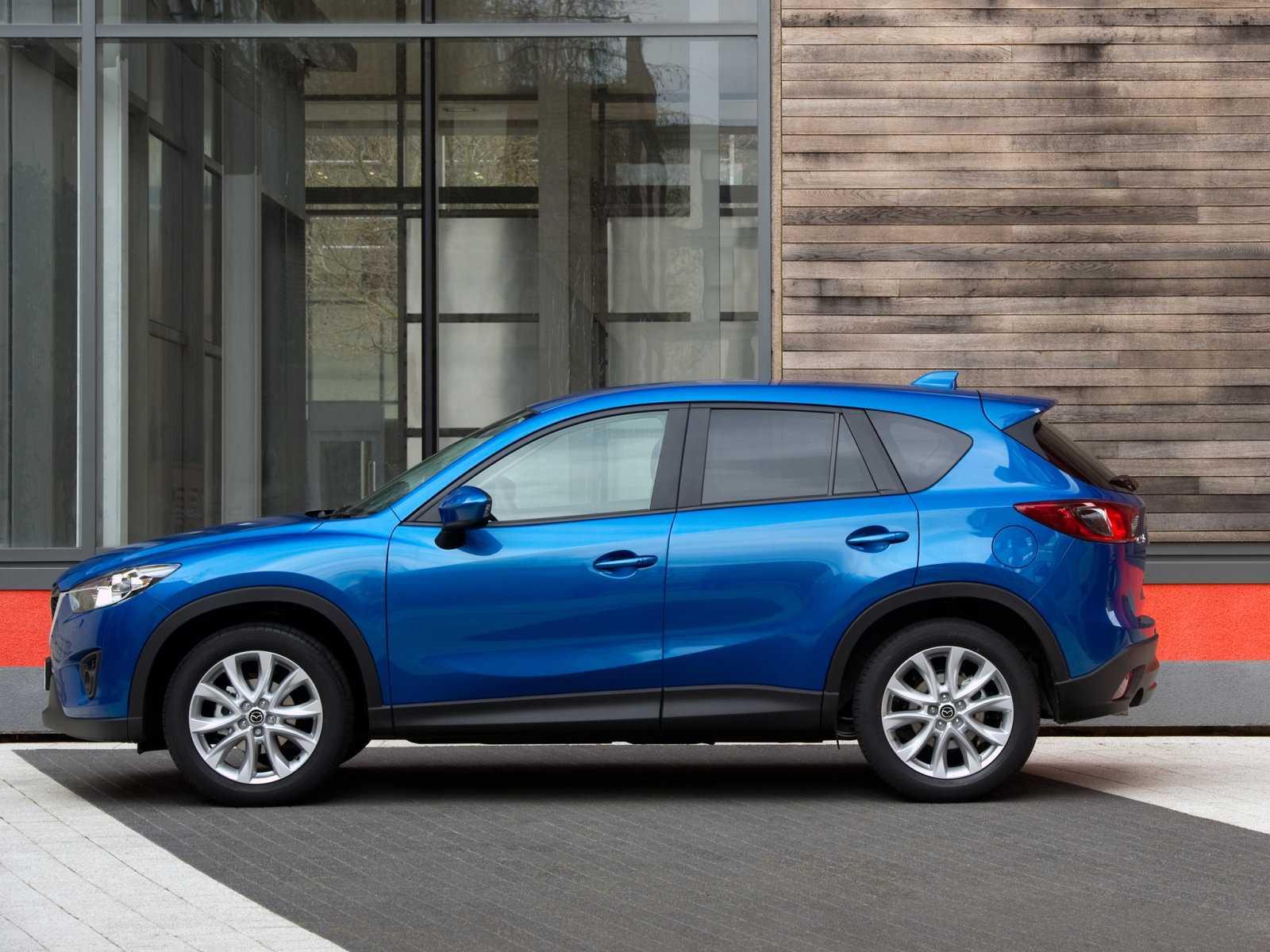 Mazda cx-5: периодичность и регламент то