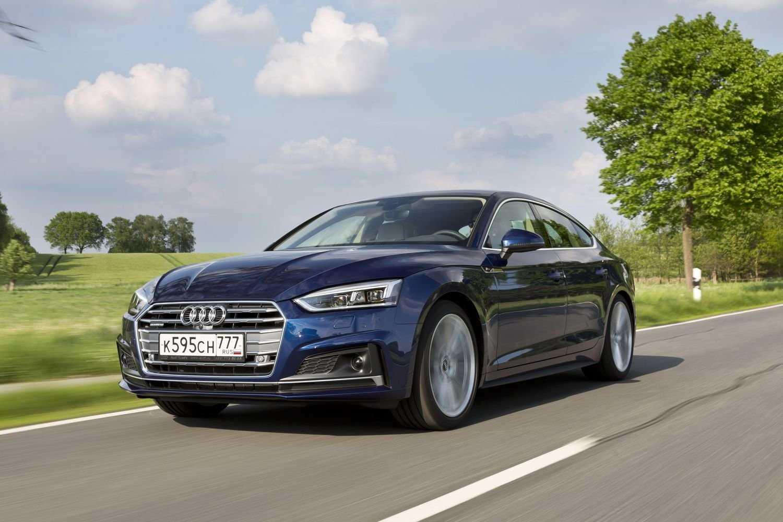 Тест-драйв audi a5 (поколение ii) - audi a5 sportback как символ правильных автомобилей