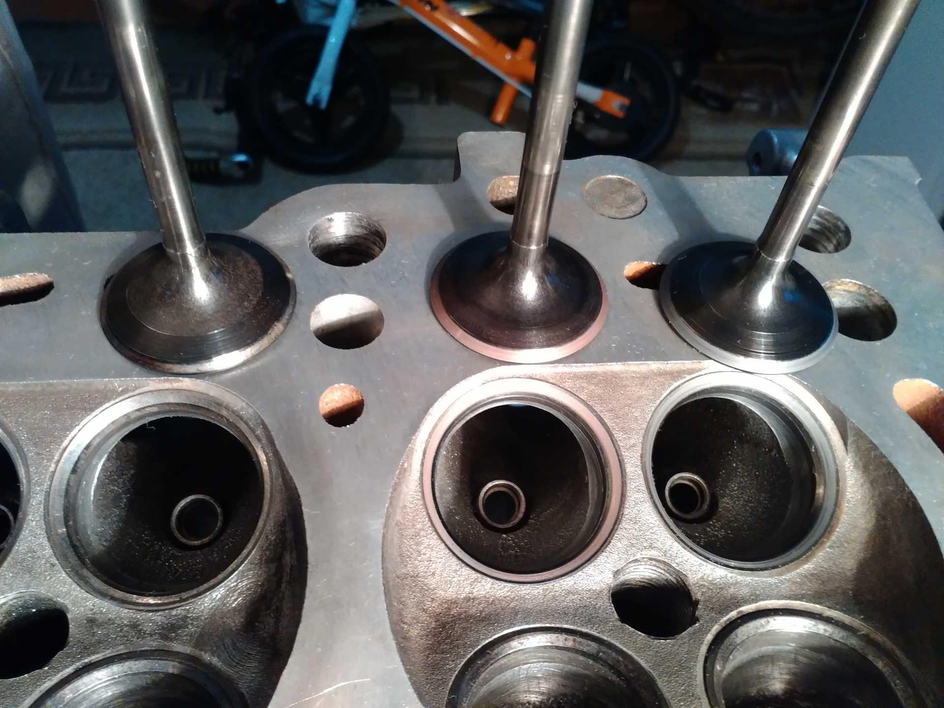 Насадка на дрель для притирки клапанов - о металле
