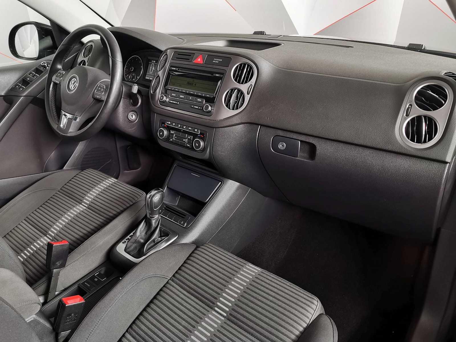 Volkswagen tiguan 2008-2016 | движение24