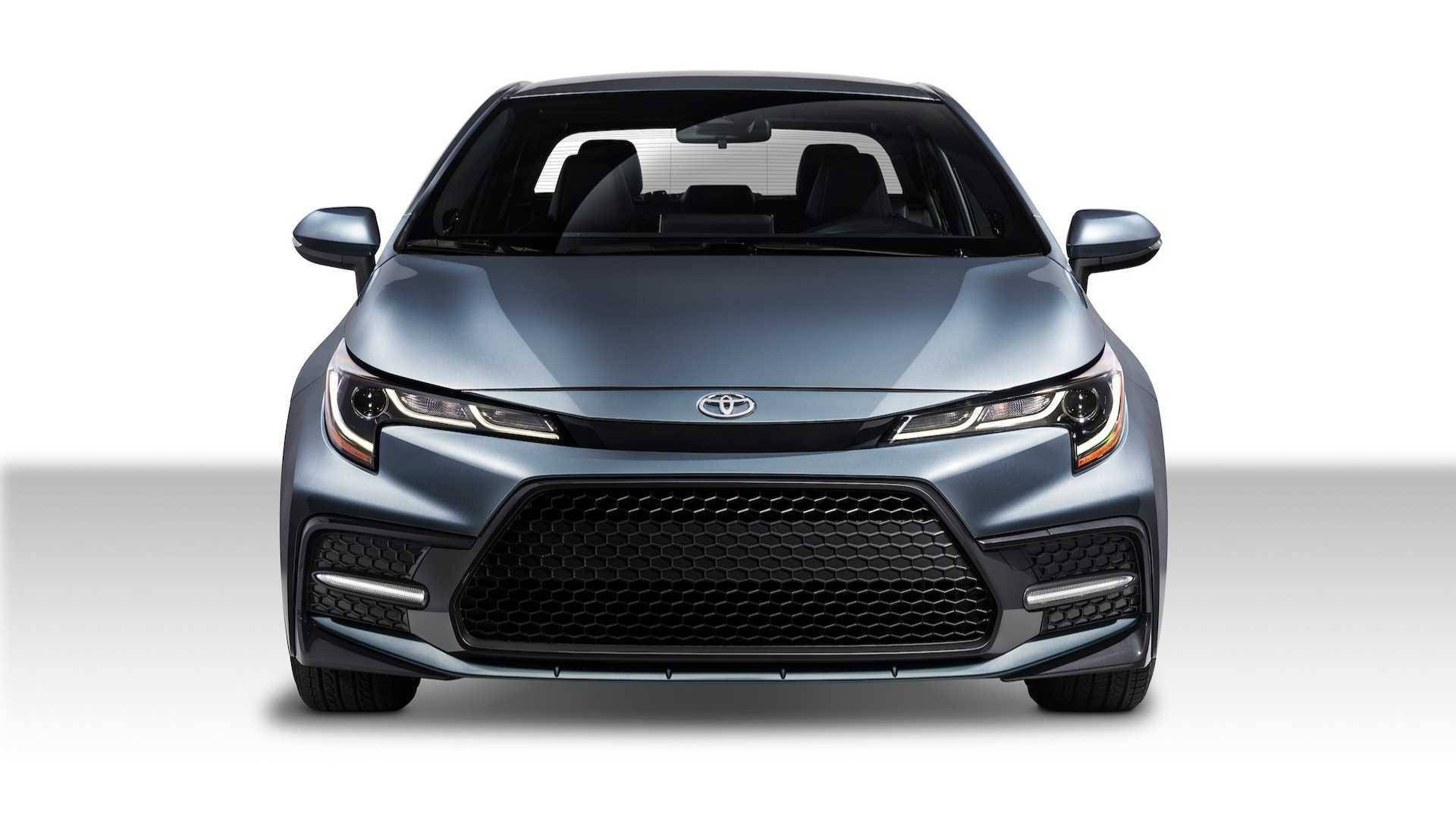 Toyota corolla рестайлинг 2016, 2017, 2018, 2019, седан, 11 поколение, e180 технические характеристики и комплектации