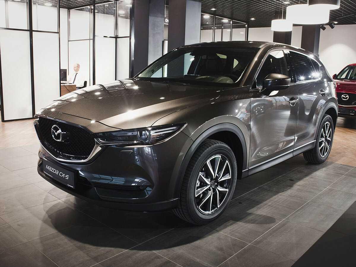 Mazda cx-5 2.0 mt drive (06.2016 - 07.2017) - технические характеристики