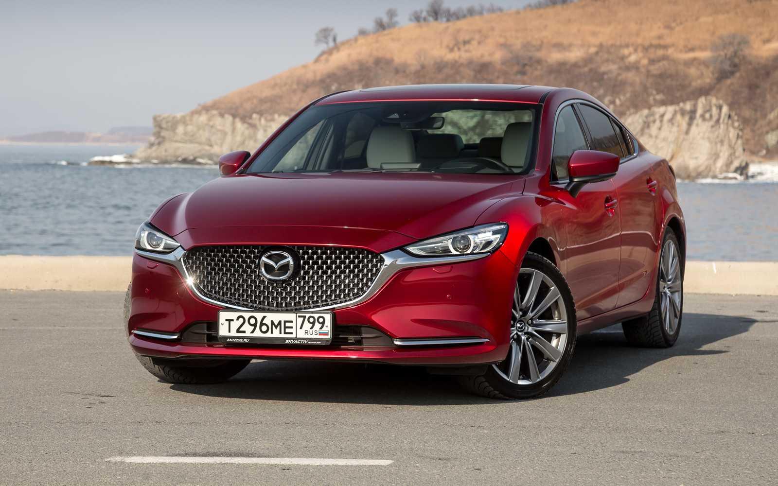 Mazda 6 2019 скоро в россии! цены и комплектации
