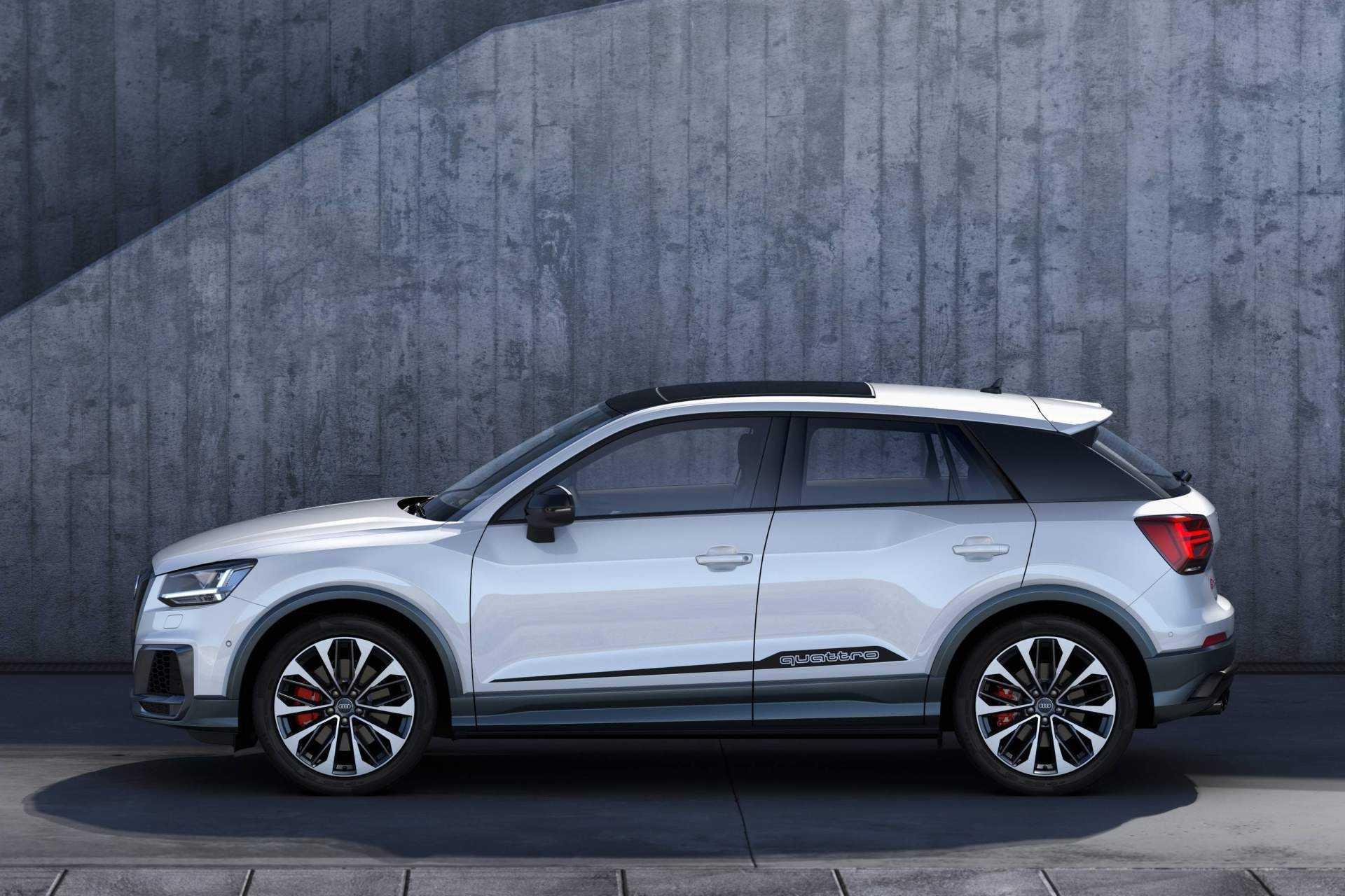 Audi q2 2021: фото, цена, комплектации, старт продаж в россии