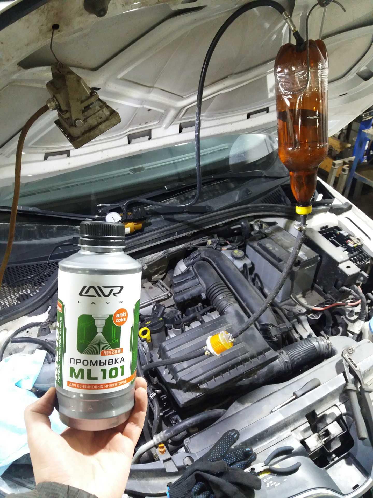 Очиститель форсунок для дизеля - какой лучше hi gear (хай гир) и другие