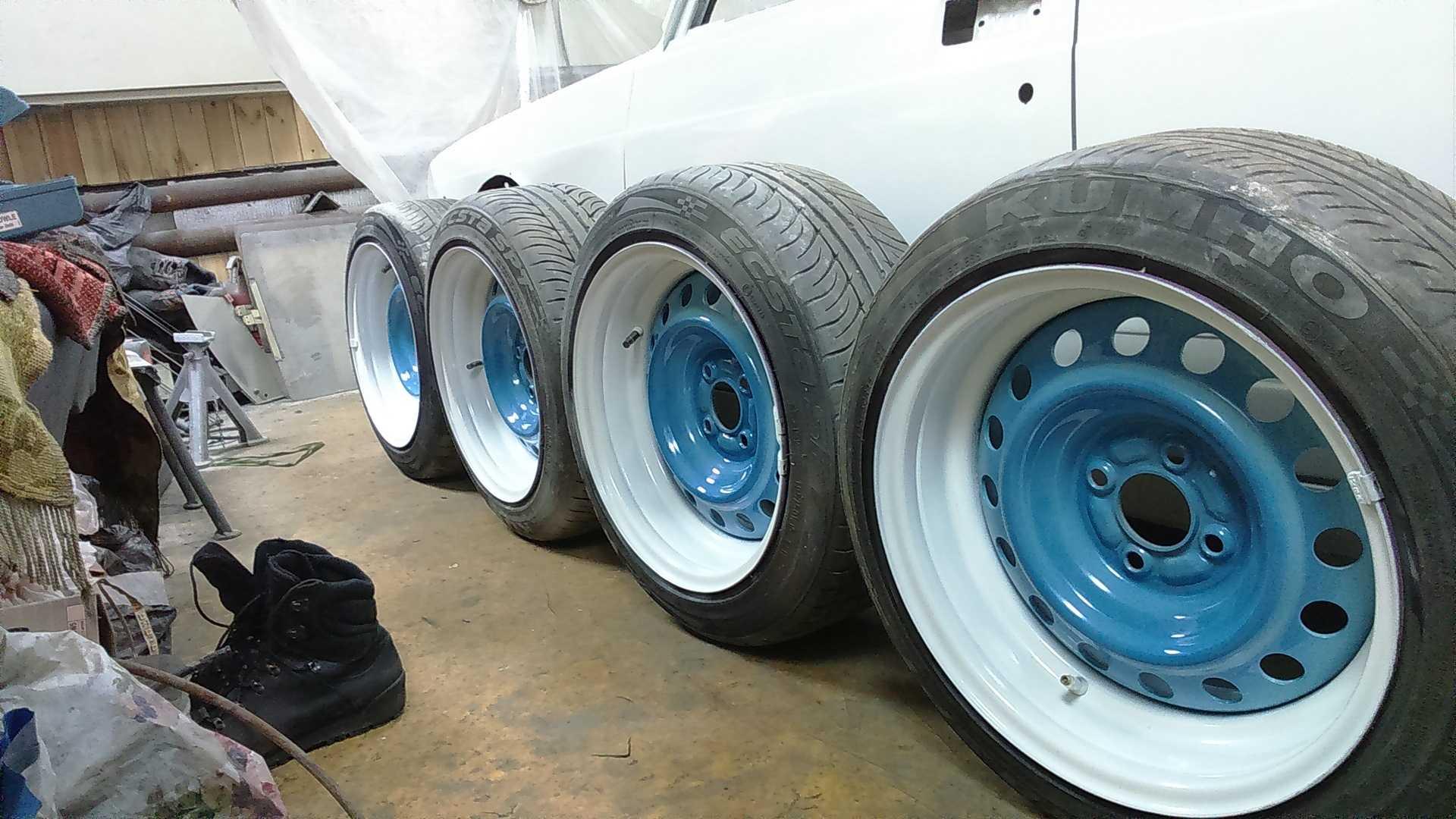 Что такое разварки колесных дисков