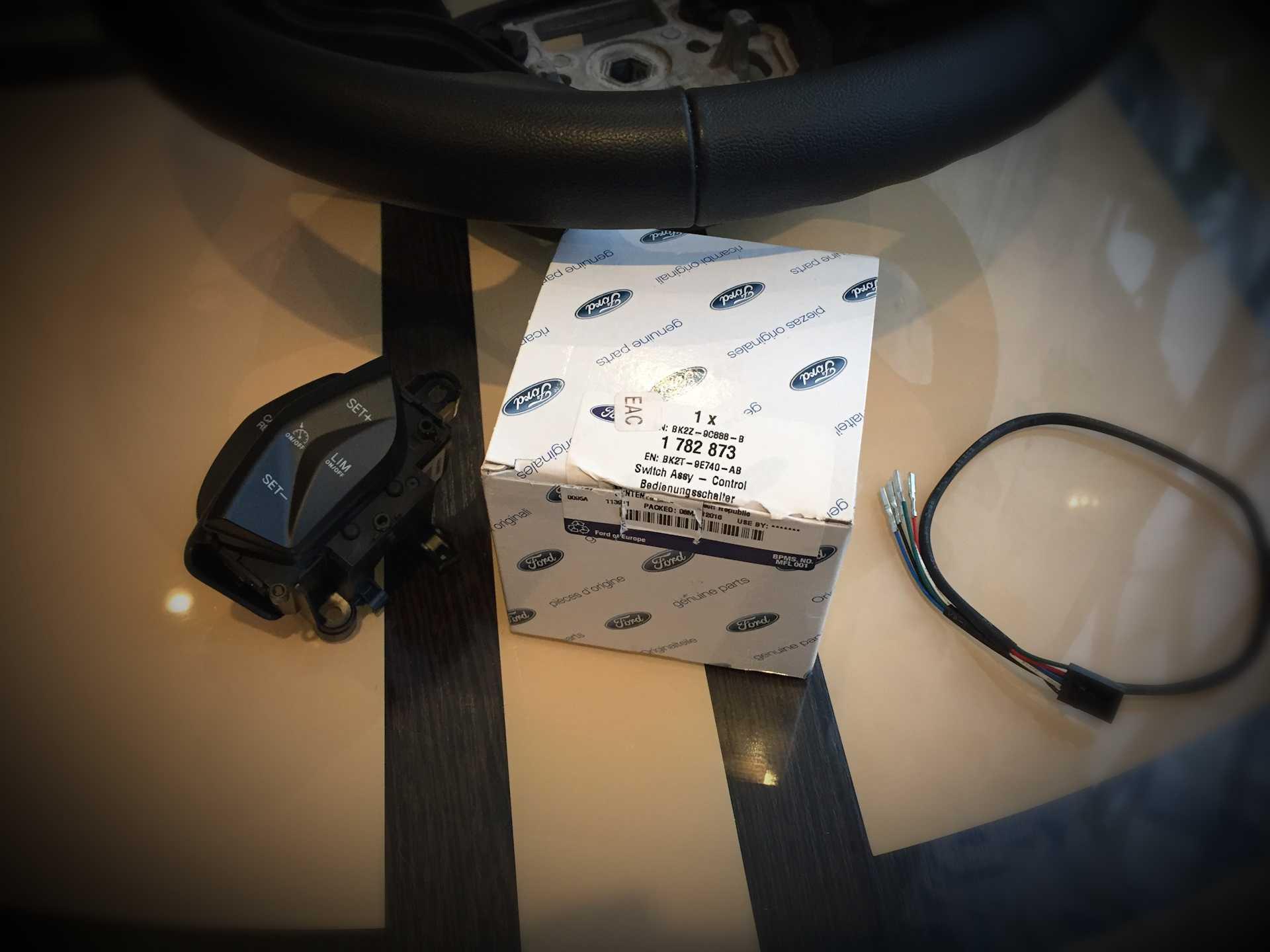 Замена датчика скорости форд фокус 2