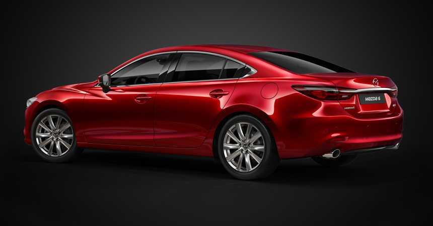 Mazda mazda6 2019, 2л., всем привет и всех с наступившим, акпп, передний привод, бензин, майкоп