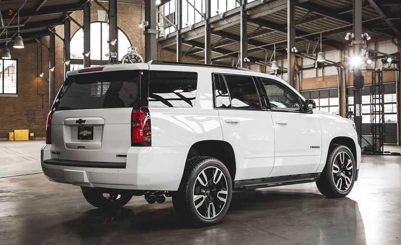 Chevrolet tahoe 2021 – когда выйдет в россии новый кузов?
