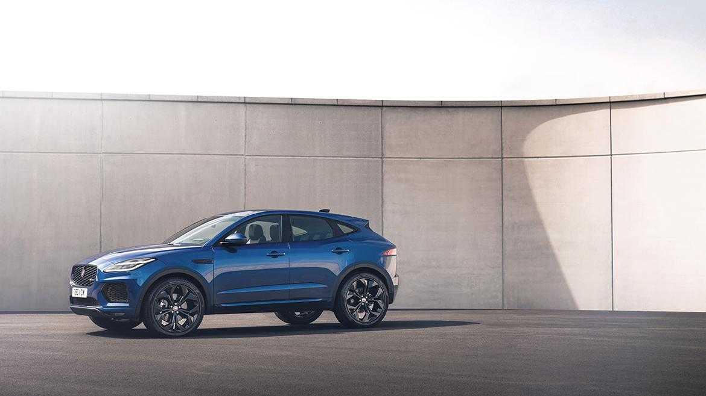 Jaguar e-pace 2017, 2018, 2019, 2020, 2021, джип/suv 5 дв., 1 поколение технические характеристики и комплектации