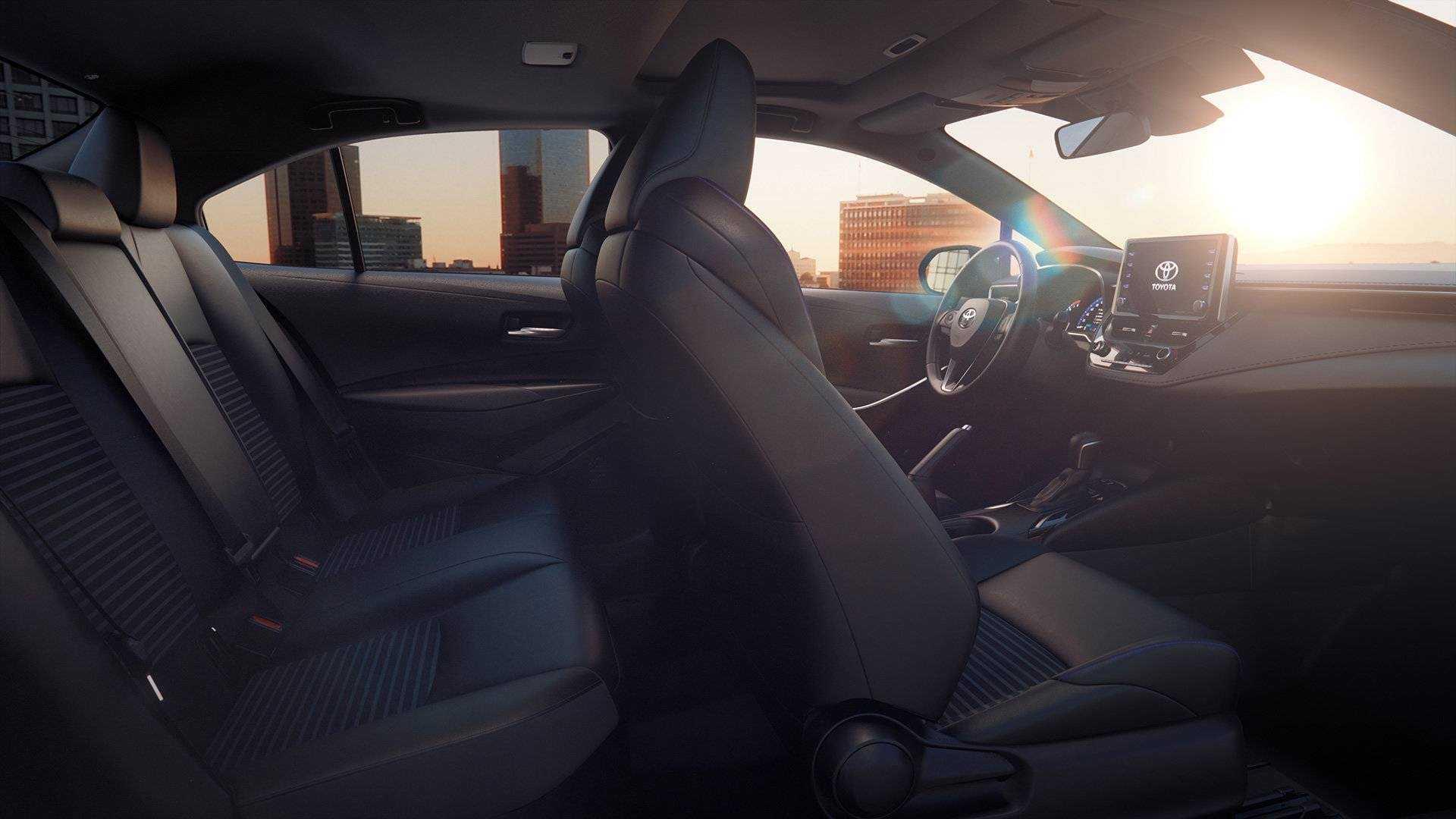Toyota corolla 2019, универсал, 12 поколение (09.2019 - н.в.) - технические характеристики и комплектации