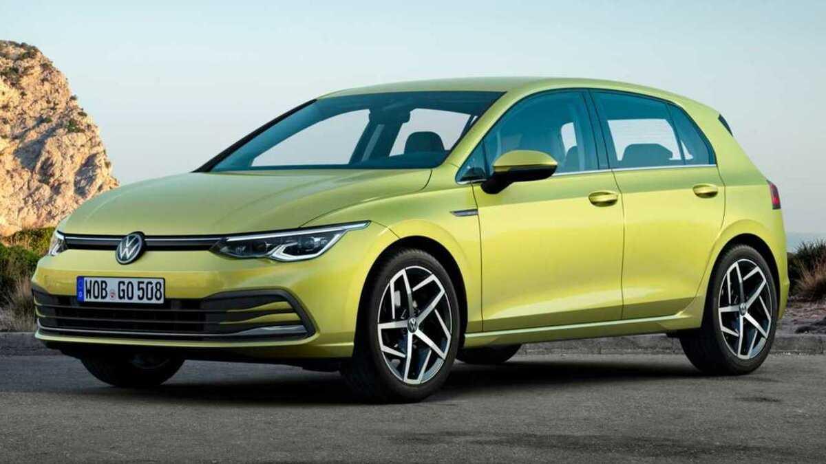 Volkswagen golf: все 8 поколений легенды