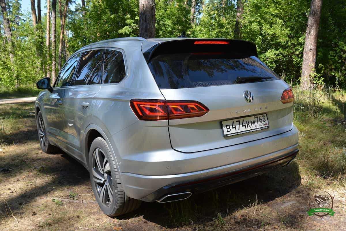 Volkswagen touareg nf, fl (2010-2018): слабые места, надежность